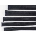 Black PET Auto Braided Sleeve For Cable