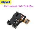 cltgxdd New Mobile Phone Headset Socket For Huawei P10 P10 Plus Earphone Headphone Jack Flex Cable Replacement