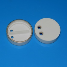 Alumina Metalized Isolator mo Brazing Assembly