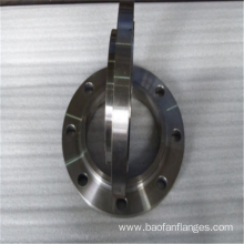 Alloy combined structural steel loose flange