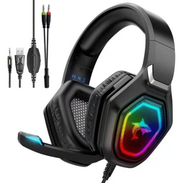 Game Headset For Gamers Headsets PS4