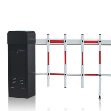 Boom Barriers Gates Barrier Gate With Light Automatic Parking Boom Gate