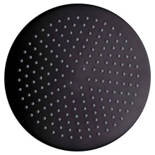 Round bathroom shower head