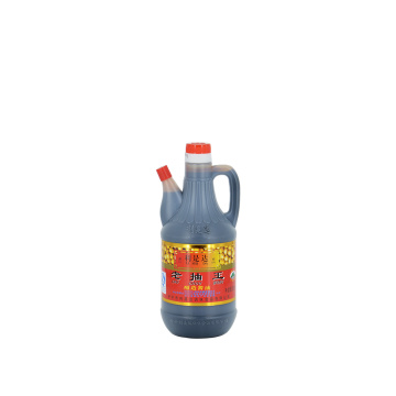 800ml Plastic Bottle Dark Soy Sauce