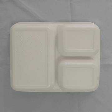 Customize Biodegradable Corn Lunch Box
