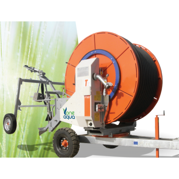 hose reel irrigation  machine for 20-50ha