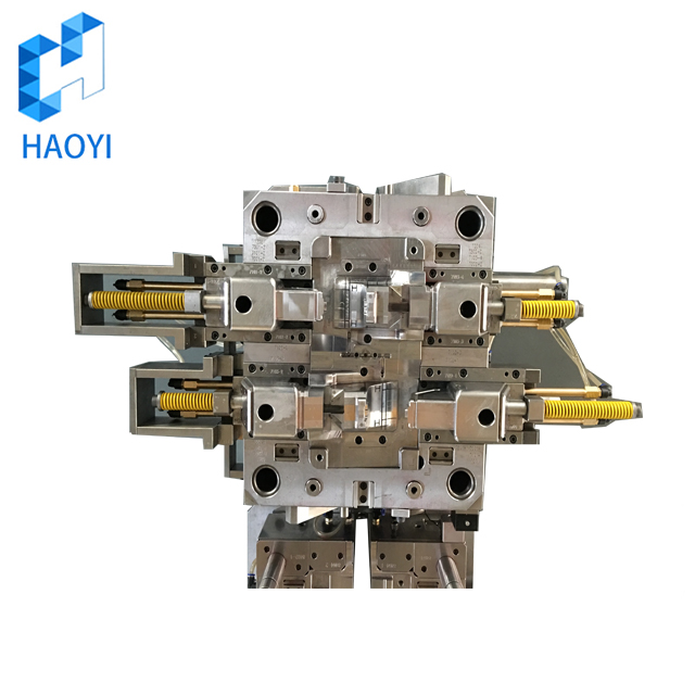 Plastic Injection Mold Making Service