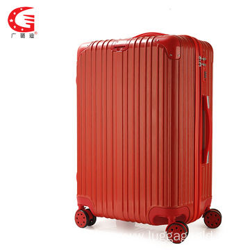 Luggage factory abs trolley bag hard case