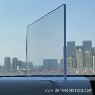 Sunshine plastic sheet  solid polycarbonate sheet