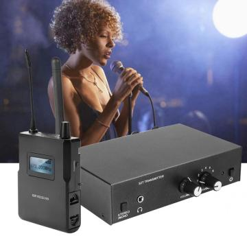 Original For ANLEON S2 UHF Stereo Wireless Monitor System 670-680MHZ 100-240V Professional Digital Sound Stage In-Ear System