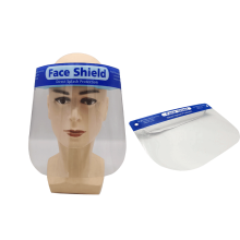 Custom PET Plastic Protective Full Face Visor Shield
