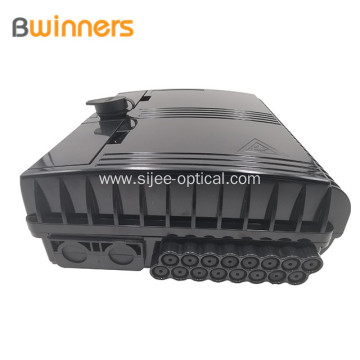 Outdoor IP65 Water-resistance 16 Core FTTX Fiber Optical Distribution Box