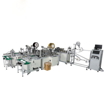 2020 Full Automated Non Woven Mask Machine