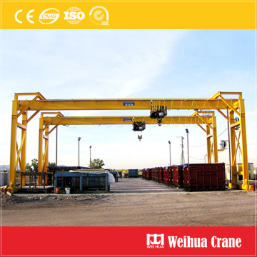 10t single-beam gantry crane