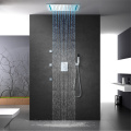 50x36cm LED Shower Head Ceiling Bathroom Shower Faucet
