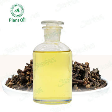 OEM factory 100% pure clove oil for cosmetics