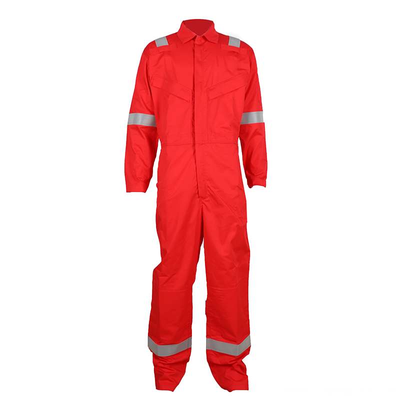 Wholesale OEM Safety Flame Retardant Work Coveralls