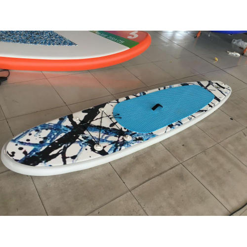 ISUP soft surfing board inflatable race board