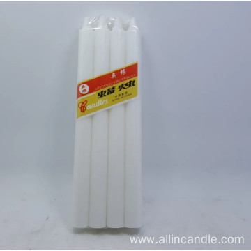 Pure Paraffin wax candle church candle wholesale