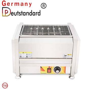 Barbecue machine stainless steel with CE