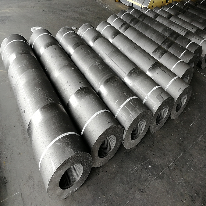 UHP Carbon Graphite Electrodes for Arc Furnaces