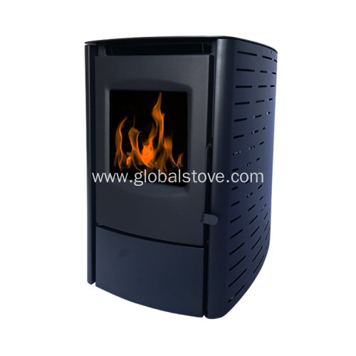 LED Electric Fireplace Stove Insert with Remote
