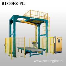 Arm Stretch Wrapper Pallet Packing Machine