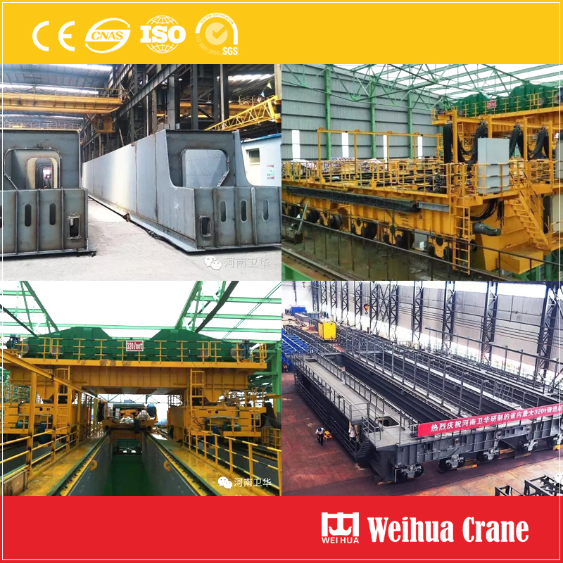 320t Ladle Crane Production