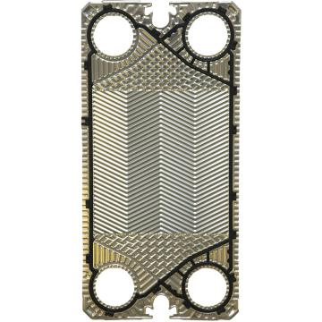 Plate heat exchanger 0.5mm ss304 plate NT100T