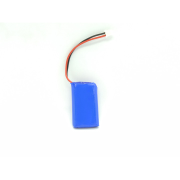 Customized 331025 3.7V 55mah Lipo Battery