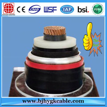 132kv XLPE insulated power station underground power cable