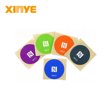 Anti-Metal RFID Tags NFC Ntag sticker