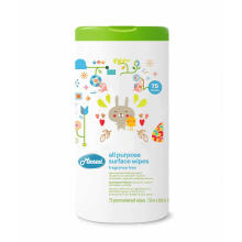 Custom Organic Sensitive Baby Wipes