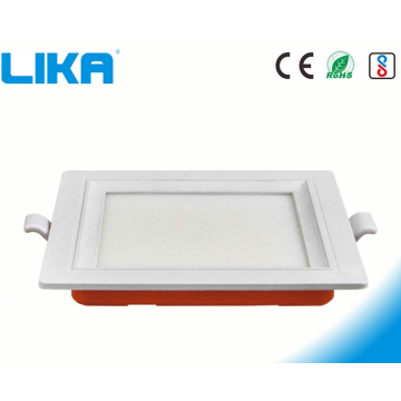 LED panel lights for classroom lighting