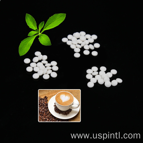 Food Grade Stevia Supplier Sweet Stevia Tablet