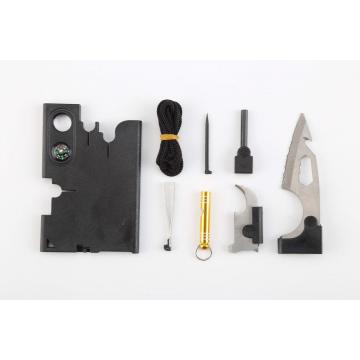 New Camping Survival Tactical Outdoor Tool Card