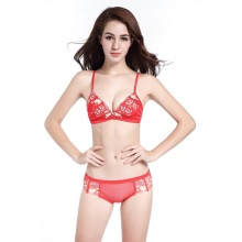 In-Stock High Quality Wireless Bra and panty set