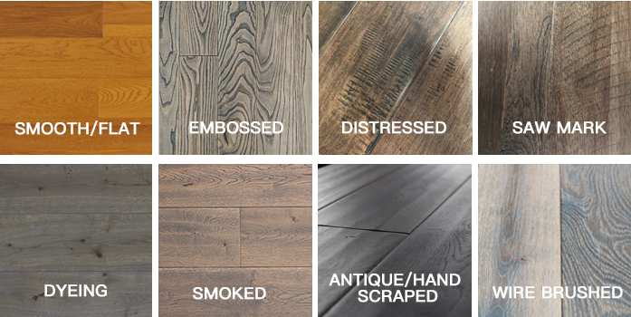 Laminate Flooring More Color