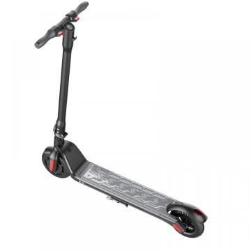 Adult folding two-wheeled battery electric scooter