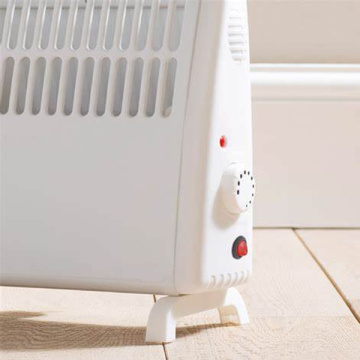 Mini convector convection heaters