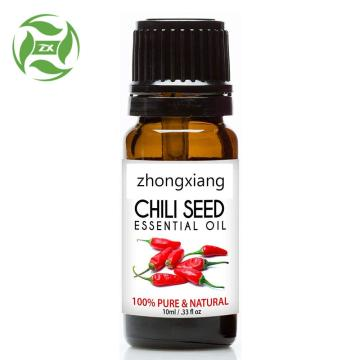 100% pure organic natural Chilli oil for Slimming
