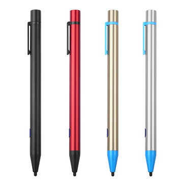 Portable Capacitive Screen Stylus Pen Rechargeable Tablet Drawing Touch Smart Pencil for Apple iPad 2018 6th Air Mini 5 Pro