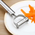 18/0 Multipurpose Stainless Steel Fruit Peeler
