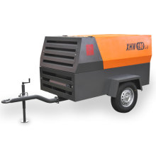 HG190-8C mini diesel portable screw air compressor
