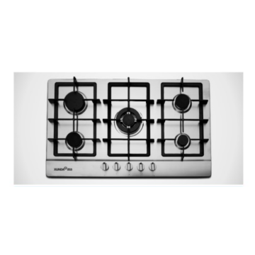 Gas Cooker Hob and Hood