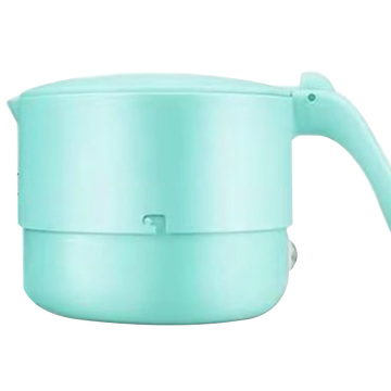 Electric silicon foldable kettle