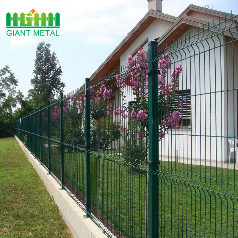 High Quality High Security Triangle Bending Fence