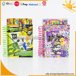 Kids Stationery Sketch Coloring Book