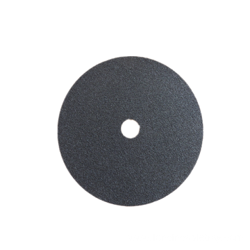 Silicone carbide sanding fiber discs for grinding stone