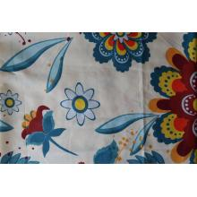 100% Polyester Bed Sheet Disperes Printed Fabric